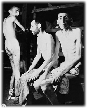 Buchenwald, April 1945