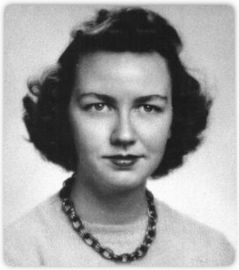 Flannery O%22connor at age 39, Savannah Georgia