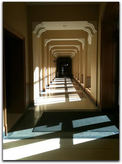 The Halls of Academe