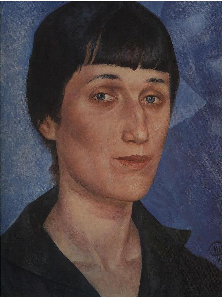 Anna Ahkmatova