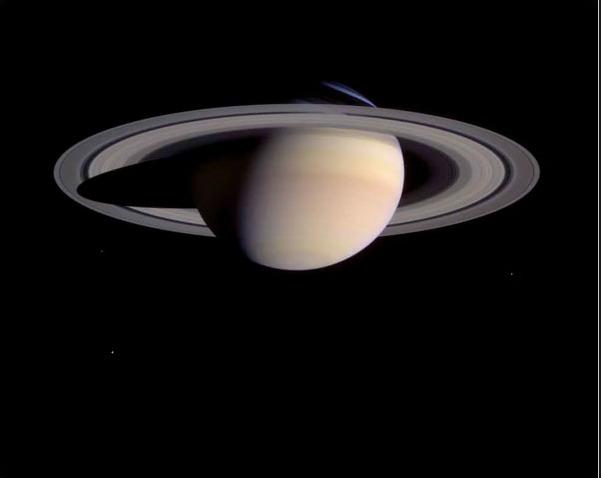 Cassini-The Solstice mission to Saturn