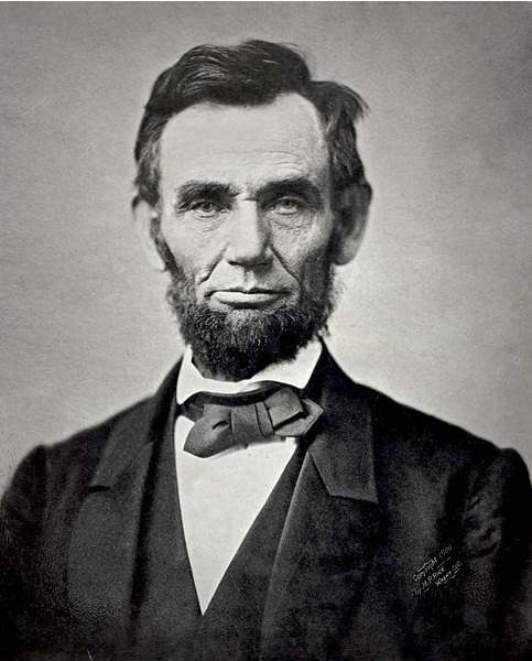 Abraham Lincoln, November 9, 1863
