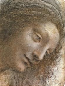 Leonardo's St. Anne