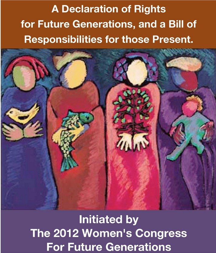 Declaration of Rights of Future Generations