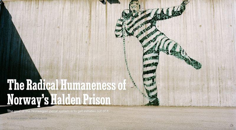 Norway's prisons