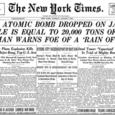 NYT Hiroshima