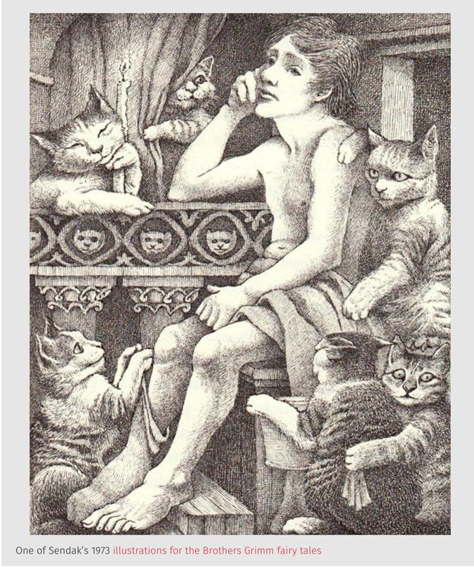 Sendak-Grimm