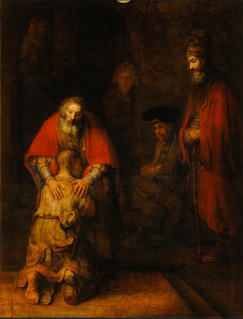 Rembrandt-Prodigal