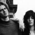 Sam Shephard and Patti Smith