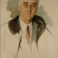 FDR Unfinished portrait