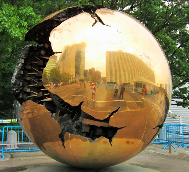 Sphere at UN