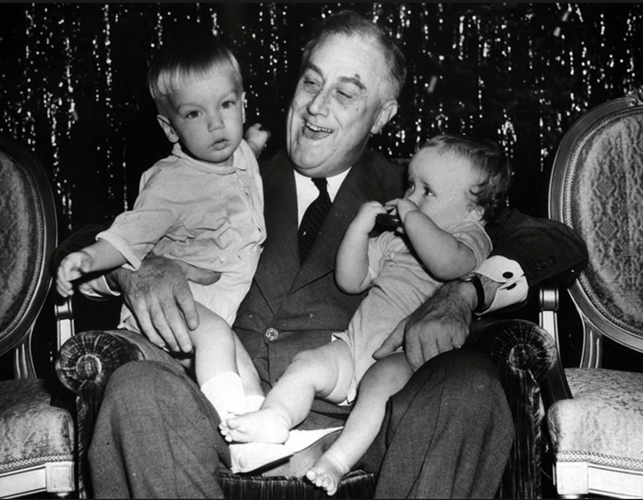 Fdr w: FDR III and JRB