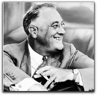 Franklin D. Roosevelt copy