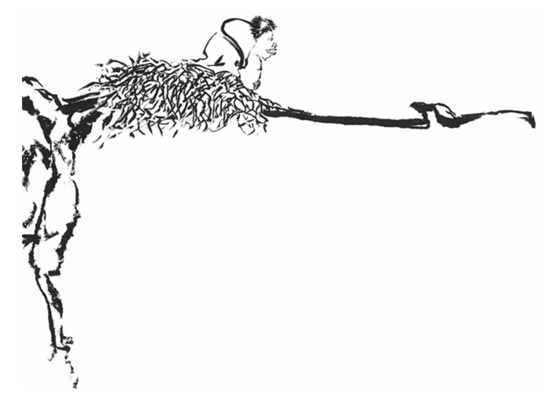 Bird's Nest Roshi