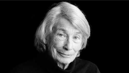 Mary Oliver