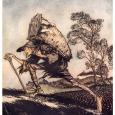 Arthur Rackham on Grimm
