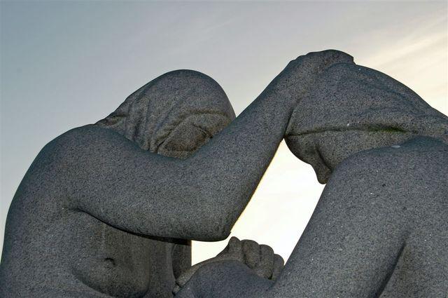 Two Women (Gustav Vigeland)